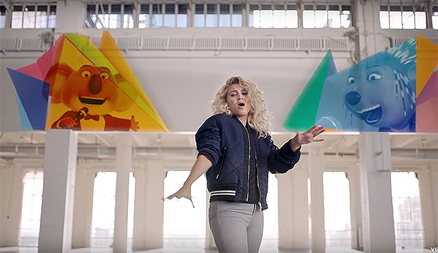 Tori-Kelly-Dont-You-Worry-Bout-A-Thing-Musikvideo-Sing