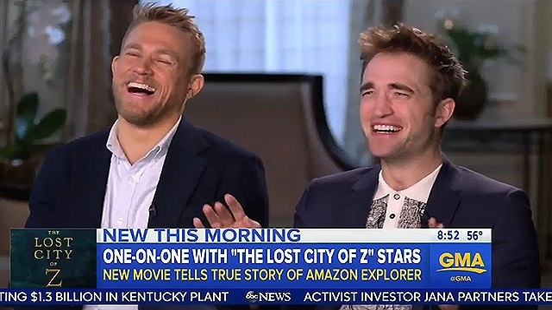 Charlie-Hunnam-Robert-Pattinson-Good-Morning-America
