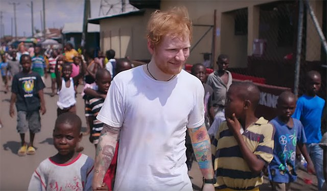 Ed-Sheeran-What-Do-I-Know-Musikvideo