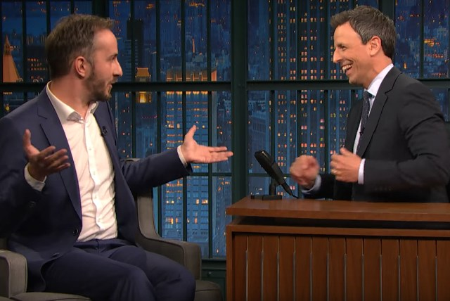 Jan-Boehmermann-Seth-Meyers