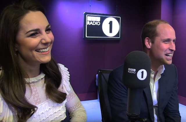 Kate-Middleton-Prinz-William-BBC-Radio-1