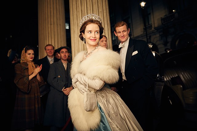 The-Crown-Claire-Foy-Matt-Smith