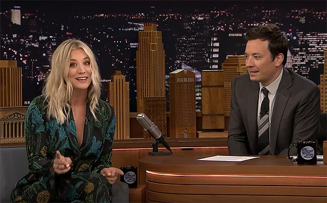 Kaley-Cuoco-Jimmy-Fallon