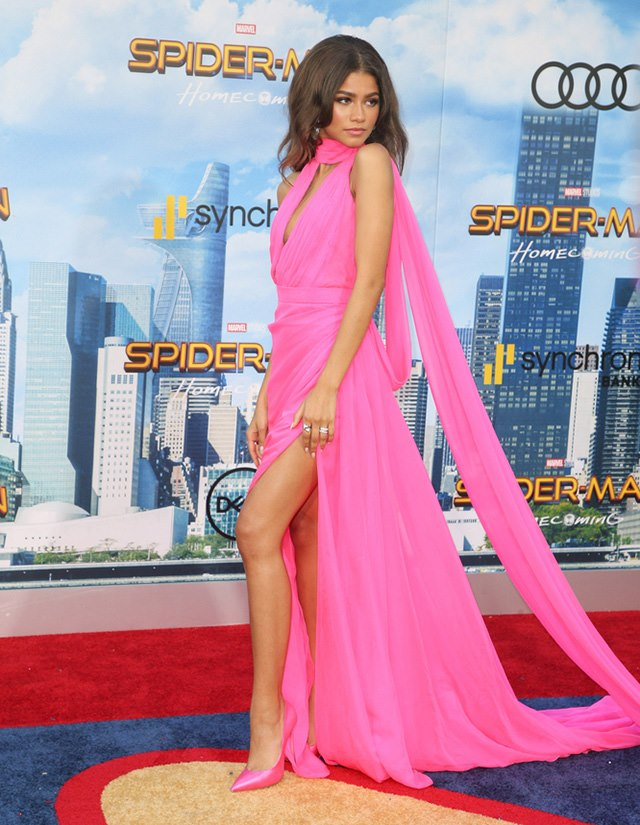 Spider-Man-Homecoming-Premiere-Zendaya-4