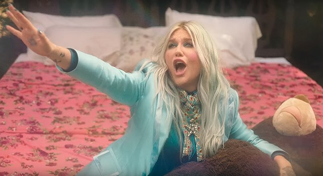 Kesha-Learn-To-Let-Go-Musikvideo