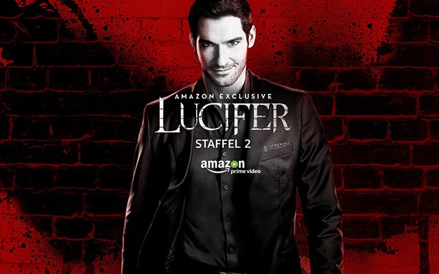Lucifer: 2. Staffel ab 11. August bei Prime Video verfügbar