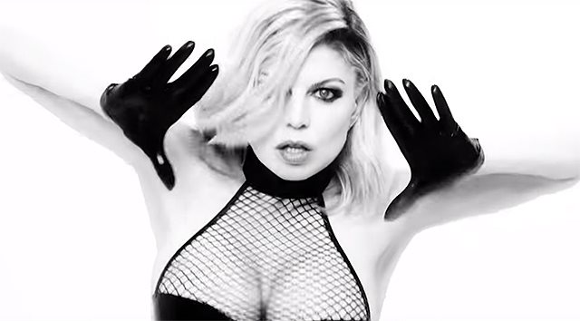 Fergie-Hungry-Musikvideo