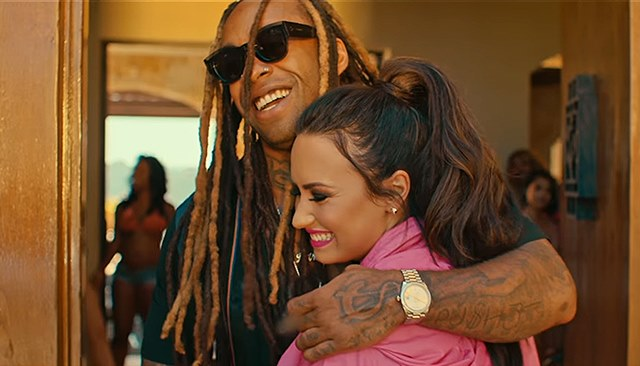 Wiz-Khalifa-Demi-Lovato-Something-New