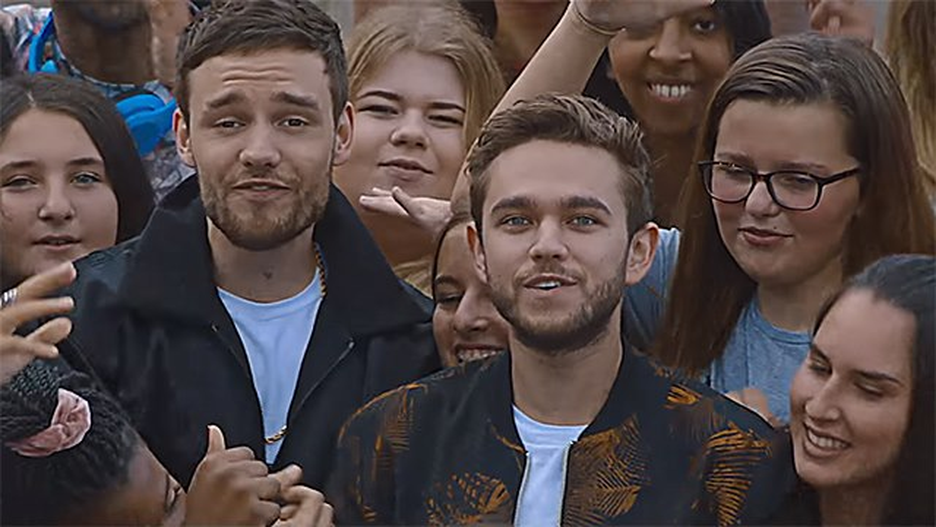 Liam-Payne-Zedd-Get-Low-Musikvideo-London