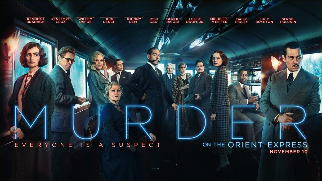 Mord-im-Orient-Express-Poster