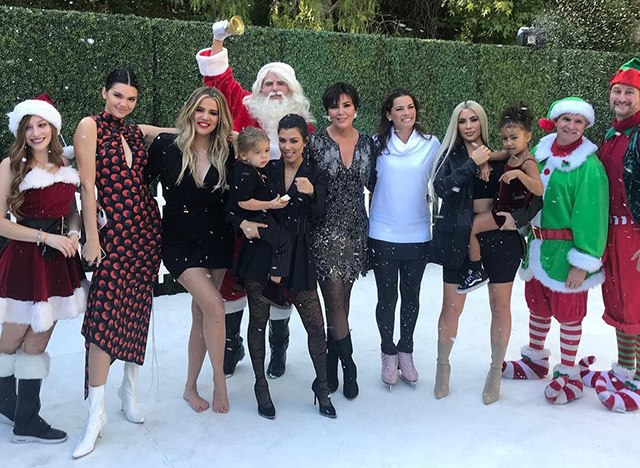 Keeping-Up-with-the-Kardashians-Weihnachtsspecial-Oktober-2017
