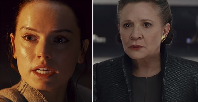 Star-Wars-The-Last-Jedi-Trailer-Carrie-Fisher-Daisy-Ridley