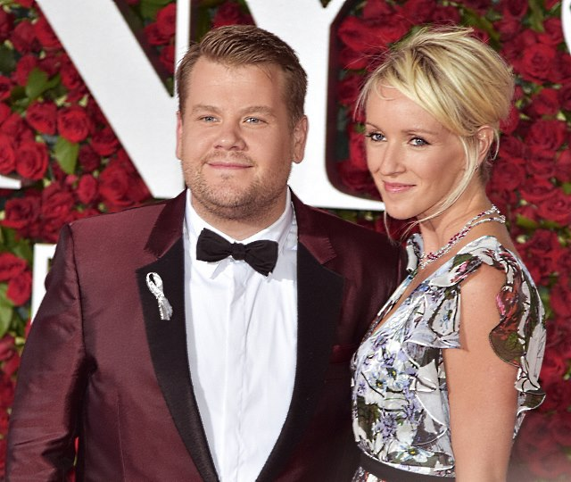 James-Corden-Julia-Carey