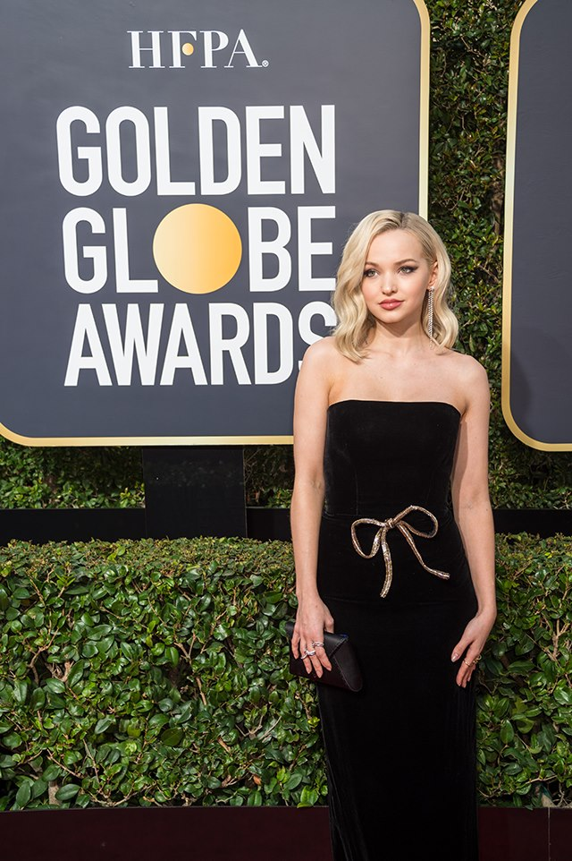 Dove-Cameron-Golden-Globes-2018