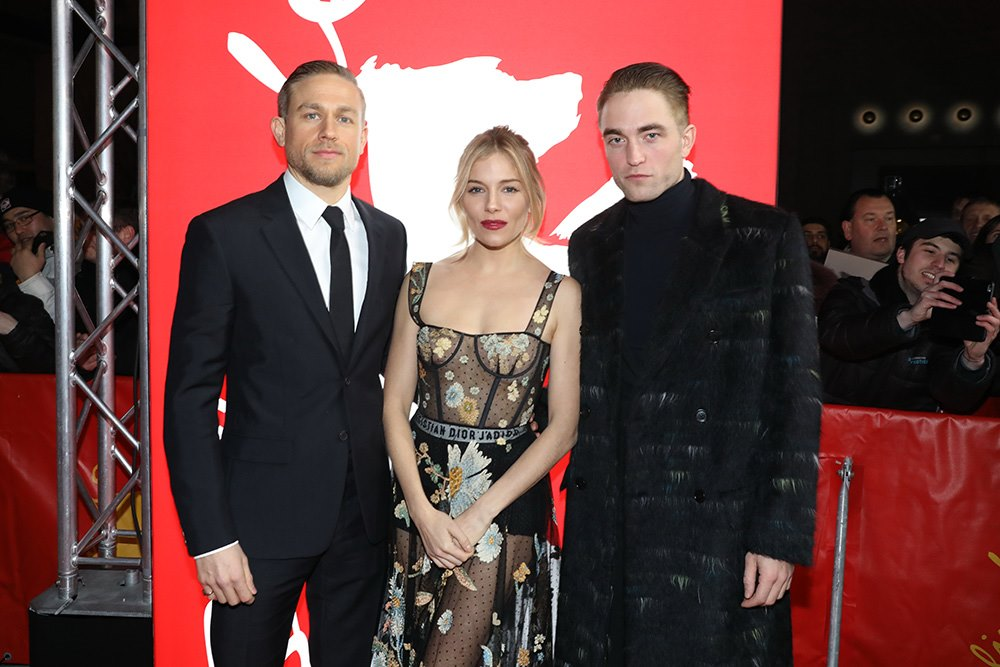 """The Lost City of Z"" Premiere im Zoopalast Berlin"